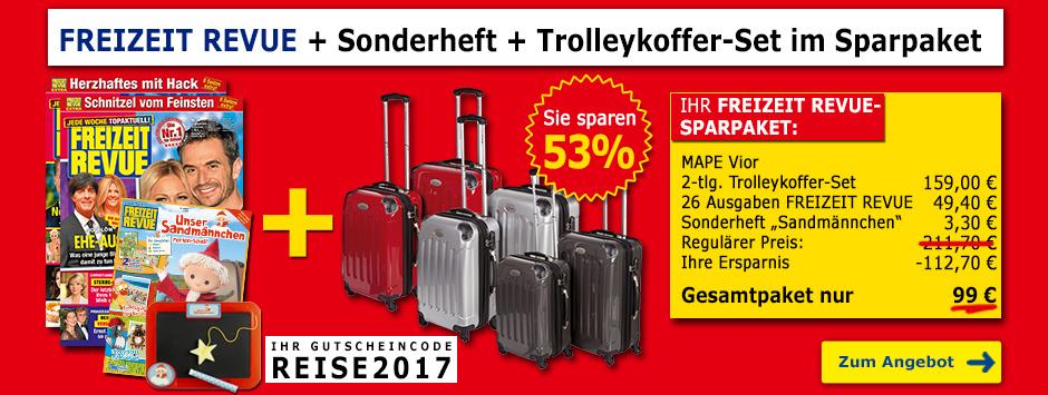 FZR Sparpakete + Sonderheft Juni 2017