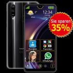 Beafon Senioren Smartphone 6,25 Zoll