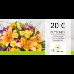20€ Valentins Gutschein
