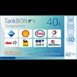 40 € TankBON