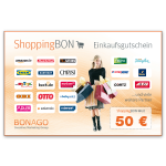 50 € ShoppingBON
