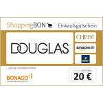 20 € Douglas ShoppingBON