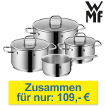 WMF Kochgeschirr-Set Inspiration