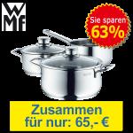 WMF Topfset Diadem Plus 3tlg.
