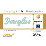 Douglas ShoppingBON 20 €