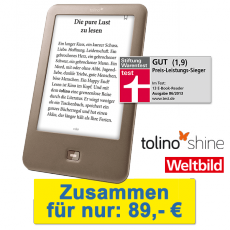 tolino shine eBook Reader