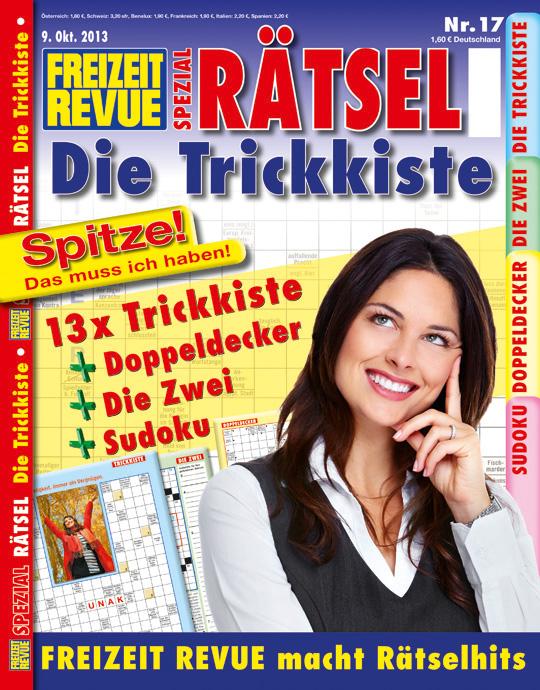 DIE TRICKKISTE Jahres-Abo